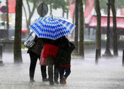 Good rains to braces Raipur, Bilaspur, Jabalpur, Bhopal and Indore