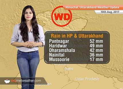 Cloudburst in Uttarakhand triggers flood like situation; landslide threat remains