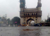 Rains to reduce over Hyderabad after 24 hours