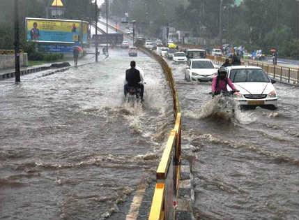 Madhya Pradesh Monsoon rains