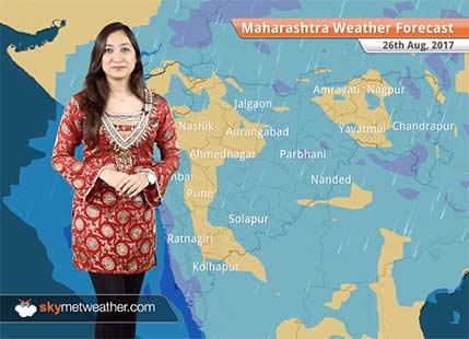 Maharashtra Weather Forecast for Aug 26: Pune, Akola, Nashik, Nagpur to see light to moderate rains
