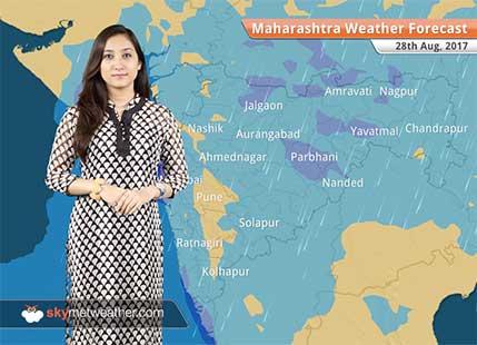 Maharashtra Weather Forecast for Aug 28: Mumbai, Pune, Satara, Nashik, Nagpur to get good Monsoon rains