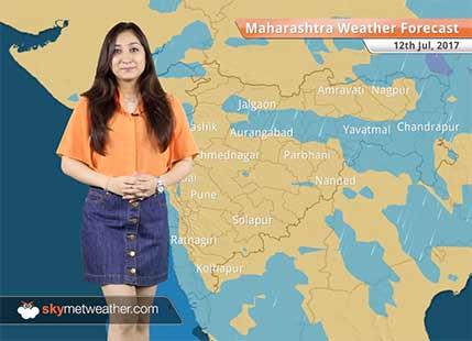 Maharashtra Weather Forecast for Aug 12: Mumbai, Ratnagiri, Bhira, Harnai to see light to moderate rains