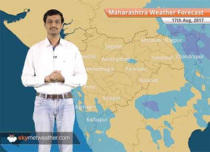 Maharashtra Weather Forecast for Aug 17: Rain in Mumbai, Pune, Nagpur; dry weather in Aurangabad, Jalgaon