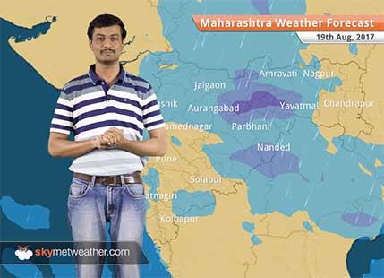 Maharashtra Weather Forecast for Aug 19: Heavy rains in Nagpur, Akola, Gondia, Nanded
