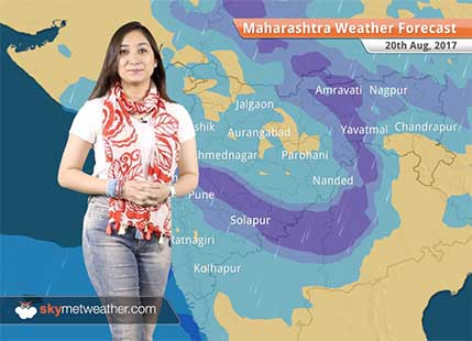 Maharashtra Weather Forecast for Aug 20: Mumbai, Parbhani, Akola, Solapur to see more moderate rains