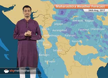 Maharashtra Weather Forecast for Aug 24: Good rains likely over Mumbai, Thane, Nagpur, Konkan