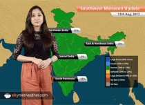 Monsoon Forecast for Aug 12, 2017: Heavy Monsoon Rains in Assam, Bihar, Uttar Pradesh, flooding likely