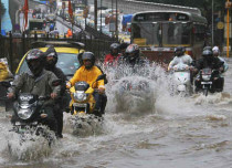At 120 mm, Mumbai rains get more intense; 119 mm rain for Thane