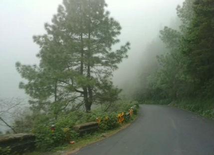 Nainital rain