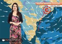 Weather Forecast for Aug 25: Rain in Mumbai, Karnataka, West Bengal, Odisha