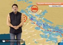 Weather Forecast for August 2: Good rains in Uttarakhand, Delhi, Uttar Pradesh, Bihar