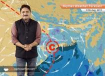 Weather Forecast for August 17: Rain in Bihar, Uttar Pradesh, Madhya Pradesh; Delhi to remain dry