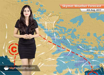 Weather Forecast for August 4: Good rain in Patna, Ranchi, Allahabad, Varanasi