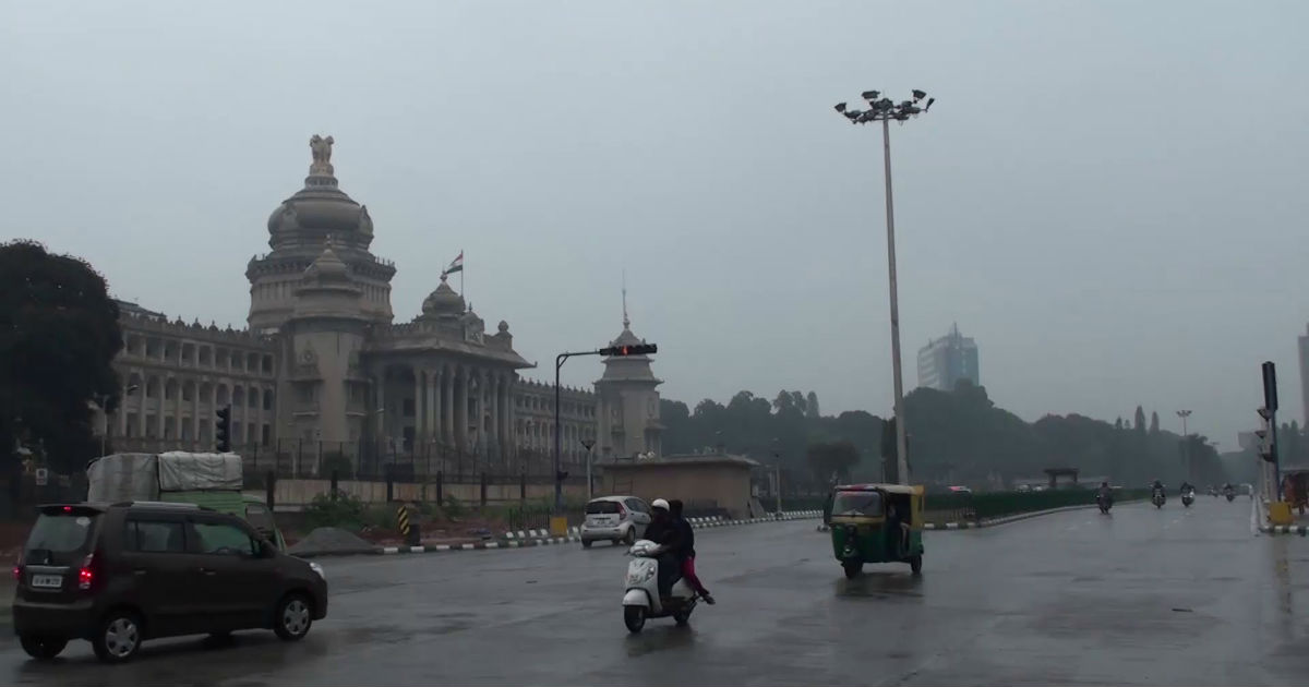 Lights Rains To Continue In Bengaluru Weather To Remain