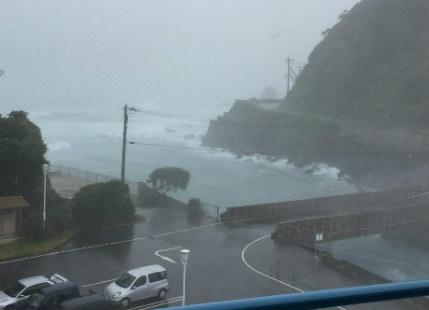 Despite weakening of Typhoon Noru, torrential rains for Japan