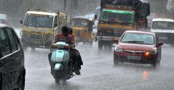 UP and Bihar Rain