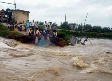 Uttar Pradesh flood