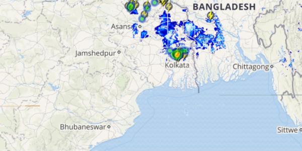 West Bengal and Odisha