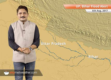 After Gujarat, flood threat looms large over Uttar Pradesh and Bihar