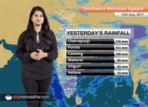 Monsoon Forecast for Aug 14, 2017: Rain in Chhattisgarh, Uttar Pradesh, Bihar, Himachal Pradesh