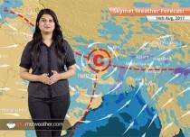 Weather Forecast for August 14: Rain in Bihar, Uttar Pradesh, Assam, Chhattisgarh
