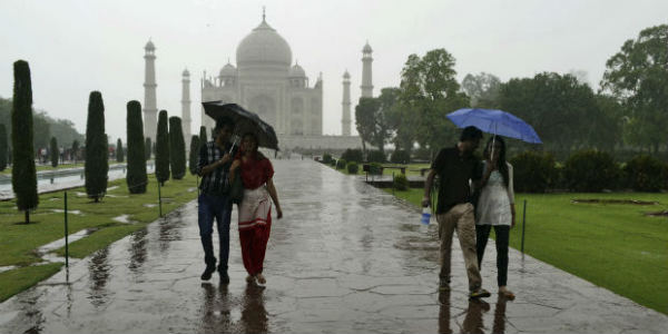 Heavy rains likely over Lucknow, Agra, Kanpur; moderate showers for Allahabad, Varanasi