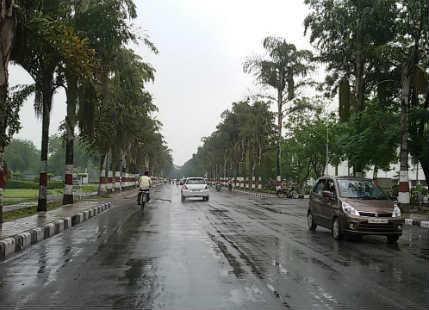 Aligarh Rain