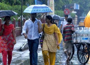 Northeast Monsoon in AP
