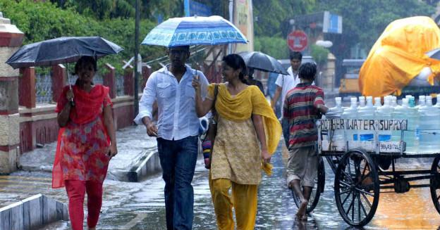 Northeast Monsoon in AP