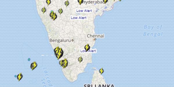 Kerala, Karnataka