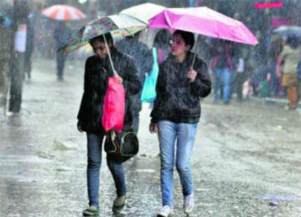 Three digit rain of 150 mm lashes Dehradun, more showers expected