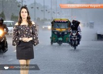 Delhi rains return with a bang, heavy showers in offing