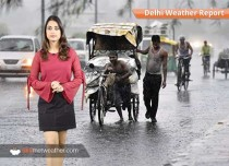 Delhi rains to return, heavy showers by Friday