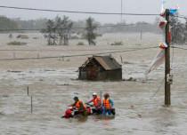 Severe Typhoon Doksuri kills 1 in Vietnam, most powerful storm in 10 years
