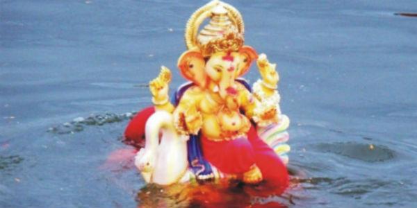 Ganesh Chaturthi: Pleasant Weather during Ganesh Visarjan In Maharashtra