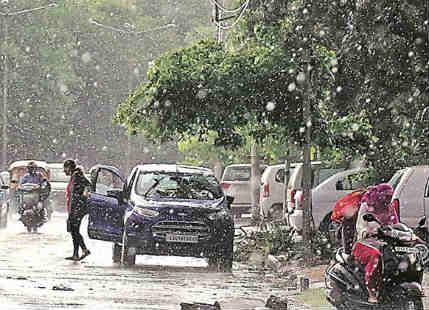 Chandigarh, Ambala, Karnal, Kurukshetra to witness good rains