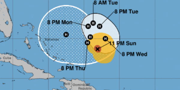 Hurricane Jose Do not think it is over just yet