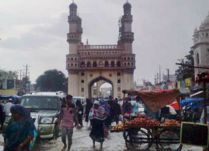 Good Monsoon rains to make an appearance over Hyderabad