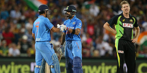 IND v AUS: Kolkata rains may not cause much hindrance to 2nd ODI