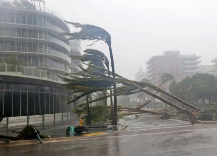 IN PICS: Hurricane Irma ravages Sunshine State, Florida