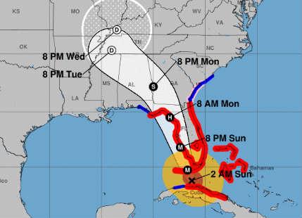 Irma Tampa 2