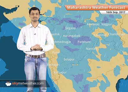Maharashtra Weather Forecast for Sep 16: Pune, Mumbai, Nashik to get good rains; Latur, Kolhapur to see light rains