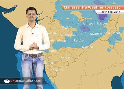 Maharashtra Weather Forecast for Sep 20: Pune, Mumbai to see heavy rains; Nashik, Sangli to get light rains