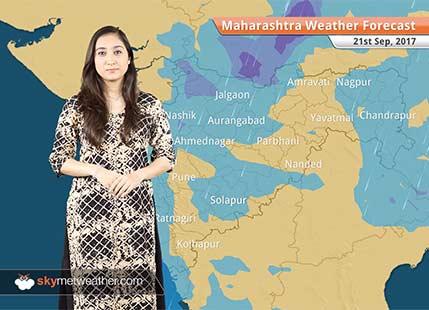 Maharashtra Weather Forecast for Sep 21: Flooding rains over Maharashtra to witness a diminishing trend now