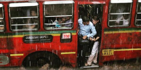 Mumbai Rains get hefty at 103 mm, showers to continue