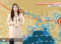 Weather Forecast for Sep 24: Rain in Delhi, Bengaluru, Uttar Pradesh, West Bengal