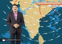 Weather Forecast for September 20: Rain in Madhya Pradesh, Bihar, Uttar Pradesh; Delhi to remain dry