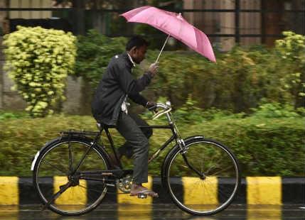 Monsoon rains to take a backseat over Delhi, Northwest India
