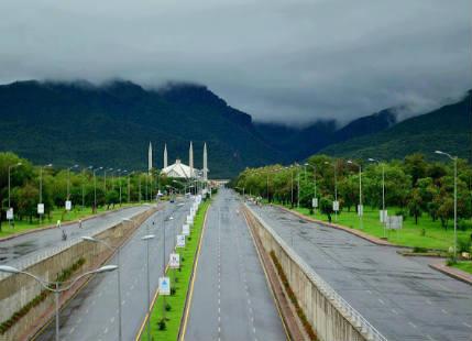 Pakistan rain_Pakistan weather forecast